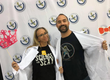 Science Teachers in Love!