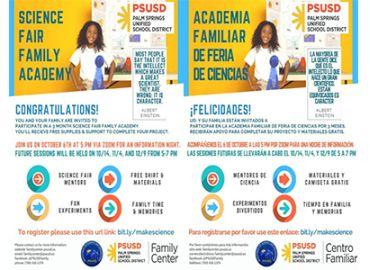Science Fair Family Academy